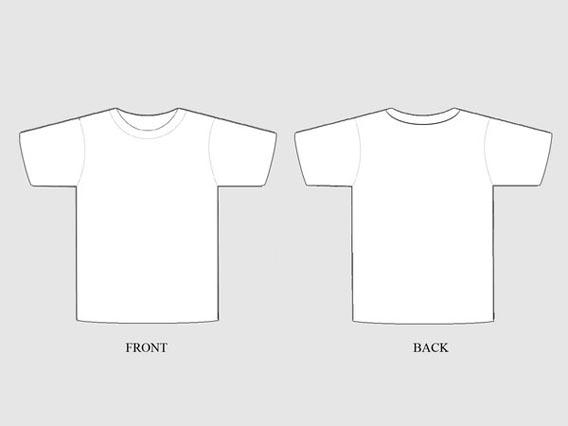 T Shirt Design Using Scan